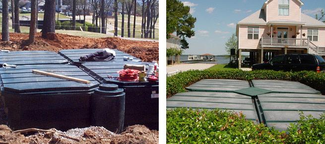 Alabama septic instalations-peat